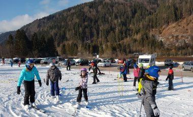Zimska šola v naravi – 6.d in 6.e