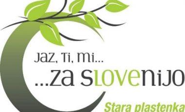 Humanitarni projekt: Jaz, ti, mi za Slovenijo – Stara plastenka za novo življenje